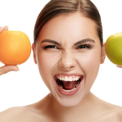 Храни-за-здрави-зъби-Дентална-клиника-Imprassion-Dent-София-Ябълки